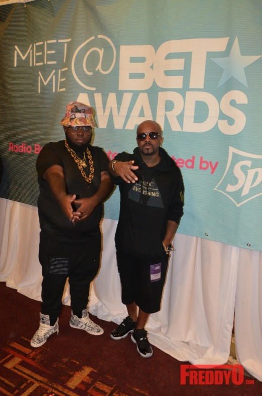 Rizzy Royce and Jermaine Dupri