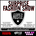 FREDDYO Presents LIVE Taping of #IPLEDGETOHUSTLE Fashion Show for VH1!