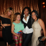 Spotted: Tamar Braxton and Tiny at TLAM After Party in Atlanta