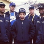 "Ice Cube's Son Lands Role In N.W.A. Biopic ""Straight Outta Compton"""