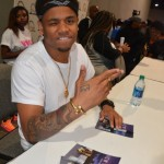 PHOTOS: Singer Mack Wilds Woos The Crowd At @V103 Car and Bike Show!