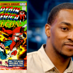 "Marvel's New Captain America Will Be Sam Wilson A.K.A ""The Falcon"" an African-American!"