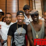 PHOTOS:  @TerrenceJ Hosts Day Party with @TreySongz @LanceGross #EssenceFestival!