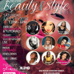 @SheenMagazine Hosts #UltimateBeautyNOLA / #SheenBeautyStyleSuite for #EssenceFestival2014!