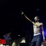 PHOTOS: Rapper Rich Homie Quan Brings Down The House At @V103Atlanta Car and Bike Show!