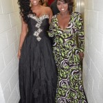 PHOTOS: Porsha Williams and Angie Stone Spotted at Bronner Brothers Fashion Show!