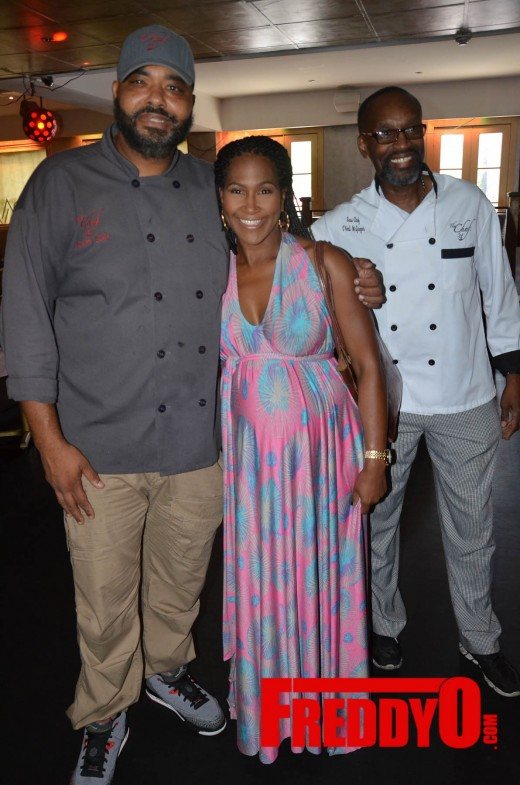 PHOTOS: Terri Vaughn's Baby Shower with Surprise Angie ...