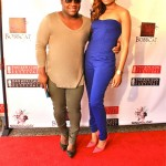 "Bravo's Derek J and ""Rumored Newbie RHOA Demetria McKinney"" Attend Screening of ""Girlfriend's Getaway"""