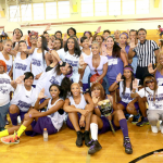 "Momma Dee & Frankie Celebrity Coaches for the First Annual ""Balling For Lupus"" Celebrity Basketball Game"