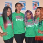 PHOTOS: Keri Hilson & OMG Girlz Supports Pretty Girls Sweat