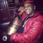 Young Jeezy And His $20,000 Bottle Of Moet!