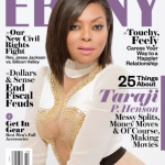 Taraji P. Henson Covers @EBONYMag October 2014 Issue!
