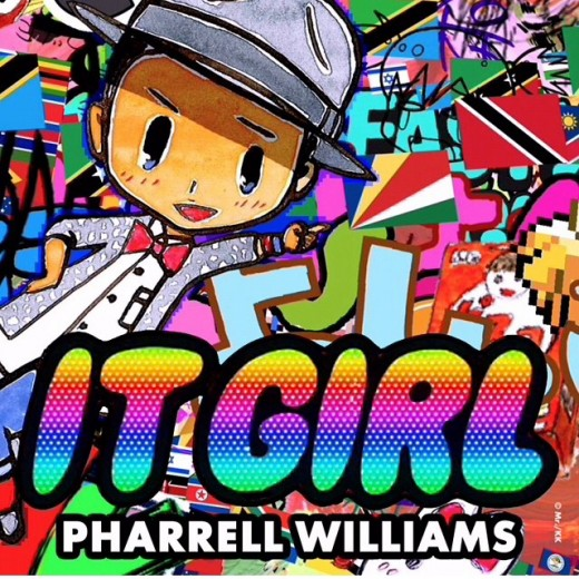 Pharrell - It Girl
