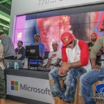 Listening event for multi-platinum selling group Jagged Edge