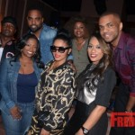 Kandi & Rasheeda Celebrate Friends Don Juan And Carmon's Birthday