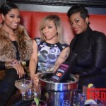 "PHOTO: Tiny's ""Ladies Night Out"" Commercial Shoot Special Guest Fantasia & Toya"