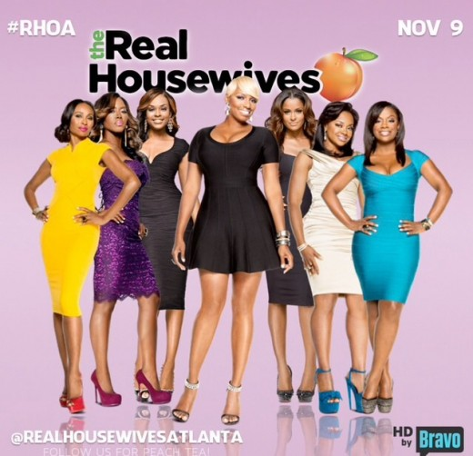 the real housewives tv show
