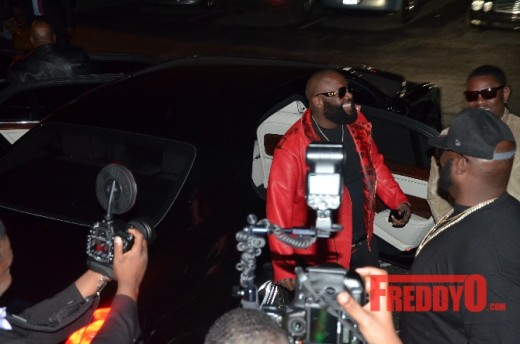 Photos Ming Lee S Chrismas Party Special Guest Rick Ross