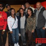 Towanda Braxton's Team Wins Ryan Cameron Foundation Bowling Night
