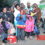 Trinidad Jame$ Makes Good On His Promise & Gives Out A Load Of Sneakers To The Less Fortunate