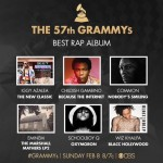 The 57th Annual Grammy Award Nominations REVEALED!