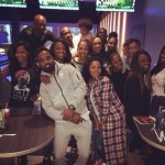 Photos: Holiday Bowling Night With Kandi & Todd, Kirk & Rasheeda, Keshia Knight Pulliam, Big Tigger & More