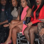Angela Simmons Hosts Fashion Show For HIV/AIDS Awareness