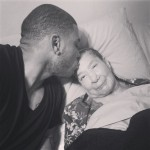 Nelly Spends New Years With New GIrlfriend Shantel Jackson & Mourns The Death Of His Grandmother