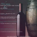 EVENT: Frank Ski to Host 11th Annual Frank Ski Celebrity Wine Tasting & Live Auction