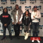 VIDEO : Safaree Samuels Interviews With The Breakfast Club Power 105.1