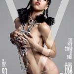 FKA Twigs & Tinashe Go Tops Of For V Magazine & Talk Artist Comparisons