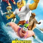 THE SPONGEBOB MOVIE: SPONGE OUT OF WATER !