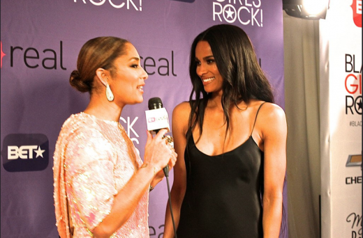 Ciara and Amanda Seales talk fashion, new music and tonight's performances