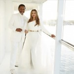 Tina Knowles Ties Knot with Actor Richard Lawson