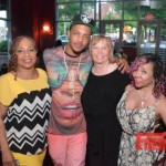 PHOTOS: TI and Tiny Host Mother's Day Dinner at New Restaurant Scales 925