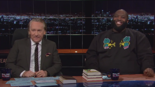 Killer Mike Bill Maher