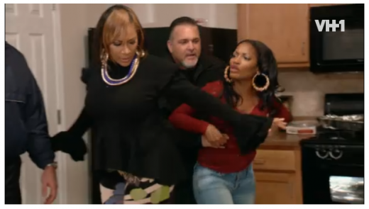 Love and Hip Hop Atlanta Fight 2