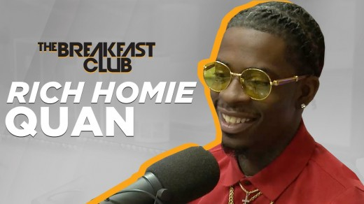 Rich Homie Quan Breakfast Club