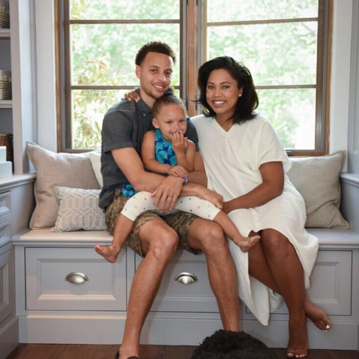 Ayesha Curry Pregnant