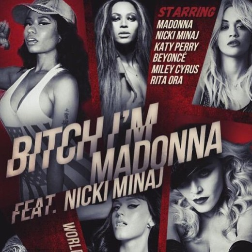 Bitch im madonna cover