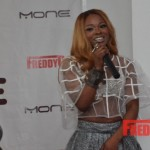 "Mone Presents Double Single Release Party For New Singles 'Bank' And ""Here For You'"