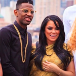 Emily B  & Fabolous Welcome New Baby