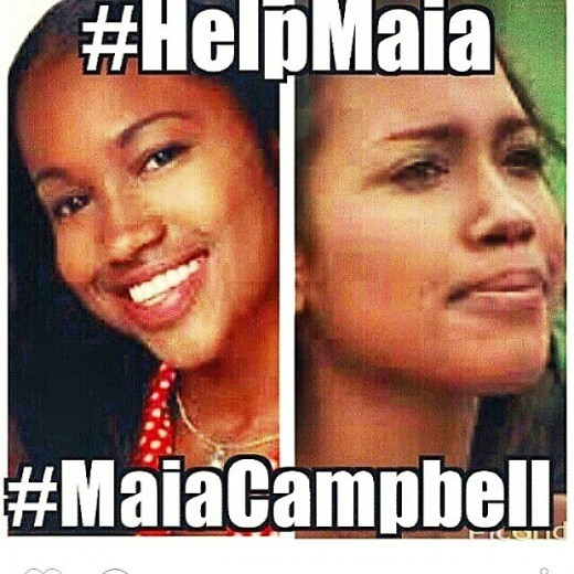 Maia Cambell Help