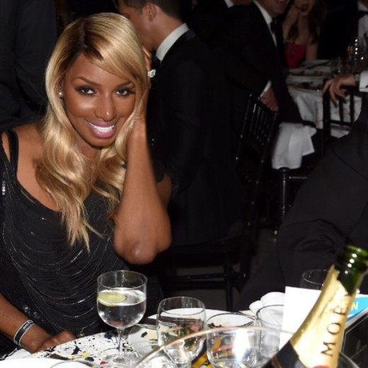 Nene Leakes New hair 1
