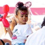 North West Celebrates 2nd Birthday at Disneyland With Kardashian Jenner Clan