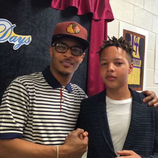 TI and Son