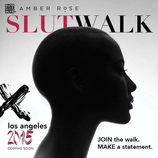 Amber rose slut walk