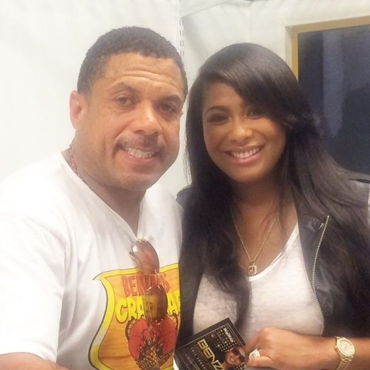 Benzino and Althea Crab Trap