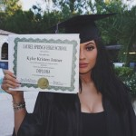 Photos:  Kylie + Kendall Jenner Celebrate High School Graduation