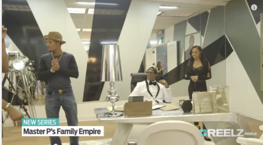Master P Family Empire